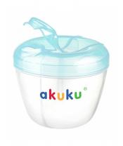 Dávkovač sušeného mléka Akuku modrý