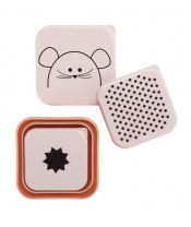 Lässig BABIES Snackbox 2020 Little Chums mouse