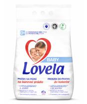 LOVELA Baby prášek na praní na barevné prádlo 4,1 kg / 41 pracích dávek