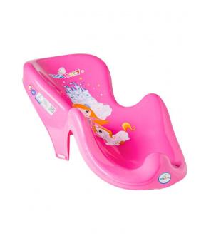 Lehátko ke koupání Malá Princezna růžové