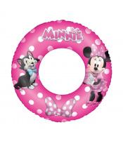 BESTWAY Kruh nafukovací Disney Minnie, průměr 56 cm