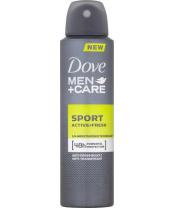 DOVE Men Care Deo spray Sport Active Fresh 150 ml