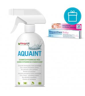 BEPANTHEN® Baby Mast (30 g) + AQUAINT 500 ml