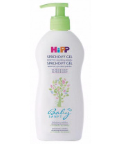 Šampon Vlasy & Tělo Babysanft 200ml Hipp