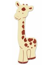 Scarlett Nalepovací zvířátko na přírodní nábytek - žirafa