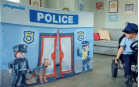 Hauck Toys Playmobil Police station stan