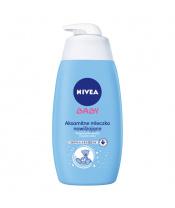 Hypoalergenní hydratační tělové mléko Nivea Baby 500 ml