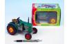 Traktor Zetor 25A zelený na klíček kov 15cm 1:25 v krabičce Kovap