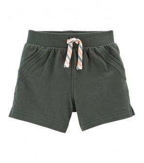 CARTER'S Kalhoty krátké Green chlapec 18 m, vel. 86