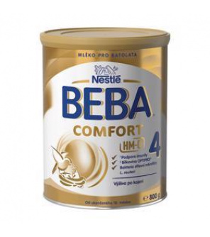 BEBA COMFORT 4, Mléko batolecí 800 g