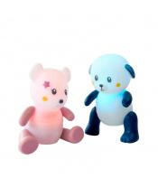 PABOBO Led světélko Lumilove Rainbow Psík - Blue