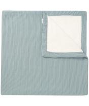 Deka U Baby bed sweat Noto 120x120 cm Dark Green