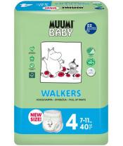 Kalhotky plenkové jednorázové 4 Maxi 7-11kg 40ks Baby Muumi