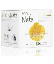 Vložky dámské hygienické noční 10ks Naty Nature