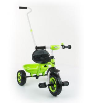 Dětská tříkolka Milly Mally Boby TURBO green