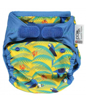 Pop-in svrchní kalhotky Parrot