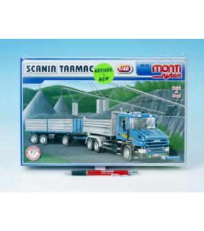 Stavebnice Monti 65 Scania Tarmac 1:48 v krabici 32x20,5x7,5cm