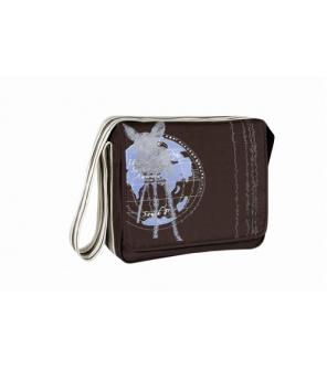 Lässig 4family Casual Messenger Bag Bambi Choco  DOPRODEJ