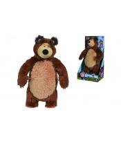 Simba Máša a medvěd Medvěd Míša Shake & Sound, 43 cm