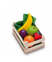 Erzi obchůdek - ovoce - set potravin malý