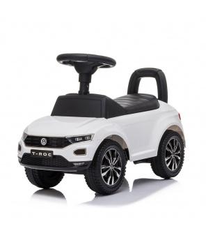 Odrážedlo Volkswagen T-Roc Baby Mix bílé