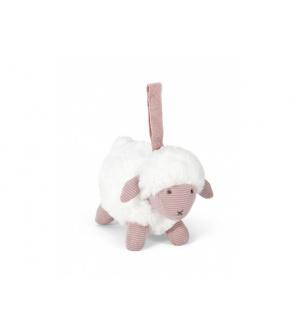 Závěsná ovečka růžová