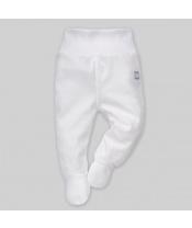 PINOKIO Kalhoty ke spaní, bílá, vel. 62