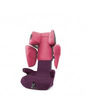 CONCORD Autosedačka Transformer TECH Rose Pink 15-36 kg