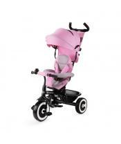 Trojkolka ASTON pink Kinderkraft