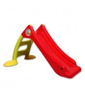 Dětská skluzavka - červená