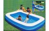 Bazén nafukovací 2 komory 269x175x51cm 982L v krabičce