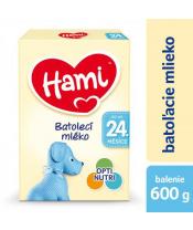 HAMI 24+ (600 g) - kojenecké mléko