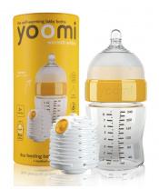 Yoomi 8oz Bottle/Warmer/Teats 2019 - Y18B1W