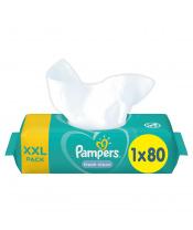 Ubrousky vlhčené XXL Fresh Clean 80ks Pampers