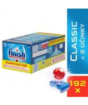 FINISH Classic GIGAPACK 192 ks – tablety do myčky