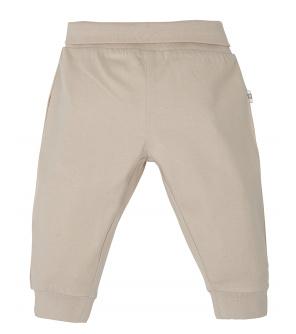 BASIC-kalhoty bez ťapek B béžová 062