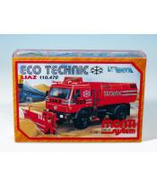 Stavebnice Monti System MS 47 Eco Technic Liaz 1:48 v krabici 22x15x6cm