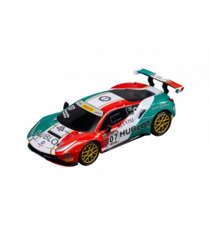 Auto Carrera GO!!! Ferrari 488 GT3 plast 11cm v blistru
