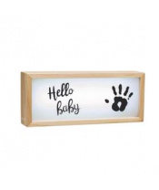 BABY ART Světelný box Light Box with imprint