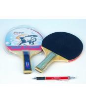 Pálka na stolní tenis řapíková 25cm