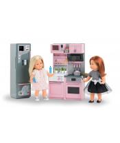 Ma Corolle Elektronická kuchyňka s ledničkou  pro 36 cm panenku od 4 let