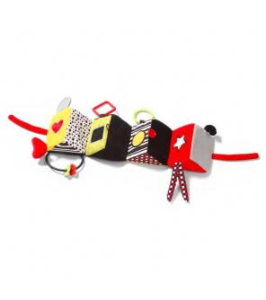 BABYONO Plyšová edukační hračka Omnibus C - More Collection