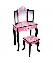 Bayer Chic 11670A Toaletní stolek růžový tygr