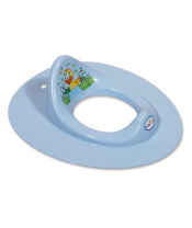 Dětské sedátko na WC Balbinka modré
