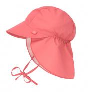 Lässig SPLASH Sun Flap Hat coral mo.