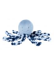 První hračka miminka chobotnička PIU PIU Lapidou navy blue 0m +