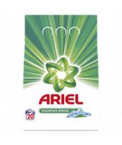 ARIEL Mountain Spring prací prášek (20praní) 1.5 kg