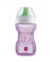 MAM Hrnek na učení Fun to drink cup Deep sea 270 ml, 8+ m růžový