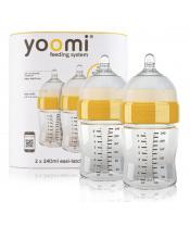 Yoomi 8oz Bottle Double Pack 2019 - Y28B