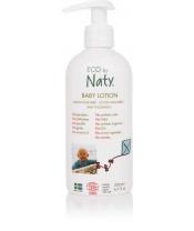 Mléko dětské tělové Babycare 200ml Naty Nature